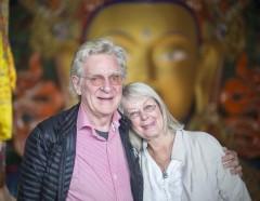 Robert and Nena Thurman